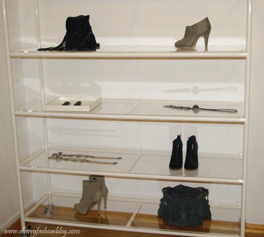 H&M Spring 2013 Accessories, H&M boots, H&M belts, H&M bags