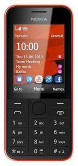 Spesifikasi Nokia 208 Dual Sim 3.5G