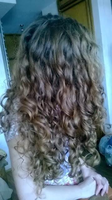 Wasze włosy u Mysi. Loki - retrospekcja