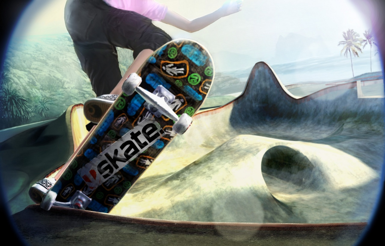 vans skateboard wallpaper 3d - photo #27