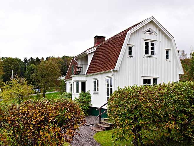 casa de campo diseño interior rustico actual -jardin exterior