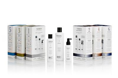 NIOXIN Thinning Hair System Kits