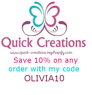 Quick Creations-Discount Code