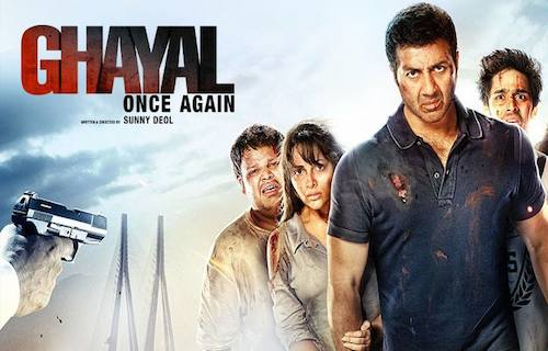 Ghayal Once Again 2016 Teaser Trailer