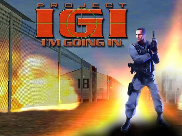 Project IGI I'm Going in Free Download
