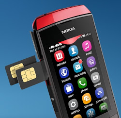 daftar harga nokia asha 305 306 3011, handphone nokia layar sentuh terbaru, ponsel layar sentuh murah