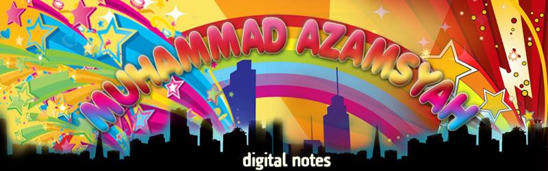 Azamsyah Belajar