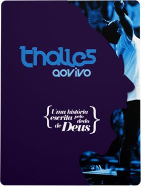 DVD - Thalles – Uma história Escrita Pelo Dedo de Deus – DVD-Rip