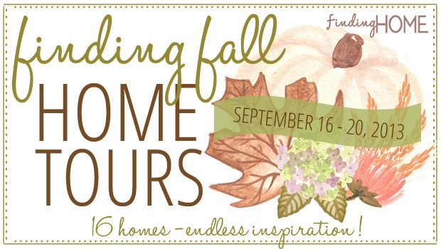 My Sweet Savannah: ~finding fall home tour with better homes & gardens