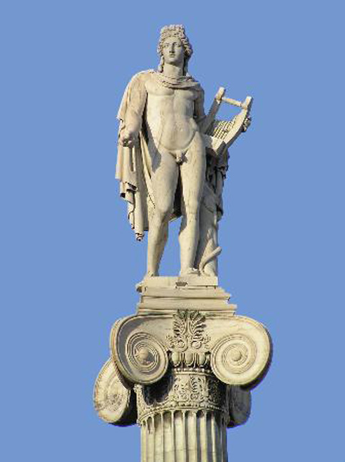 PEPLUM TV: Greek God of the Month: APOLLO