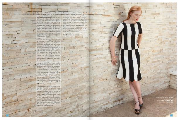 Deborah Ann Woll  Magazine