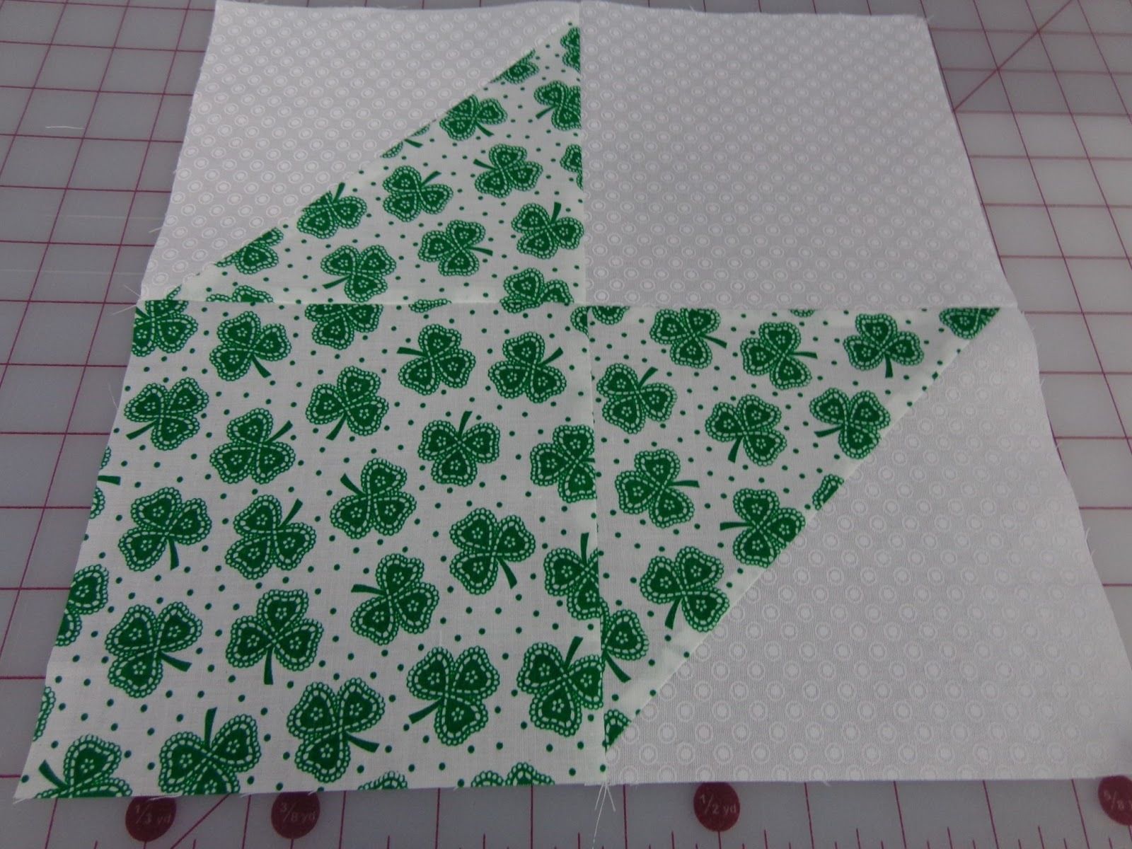 Simply Devine: An Irish Quilt for Charity