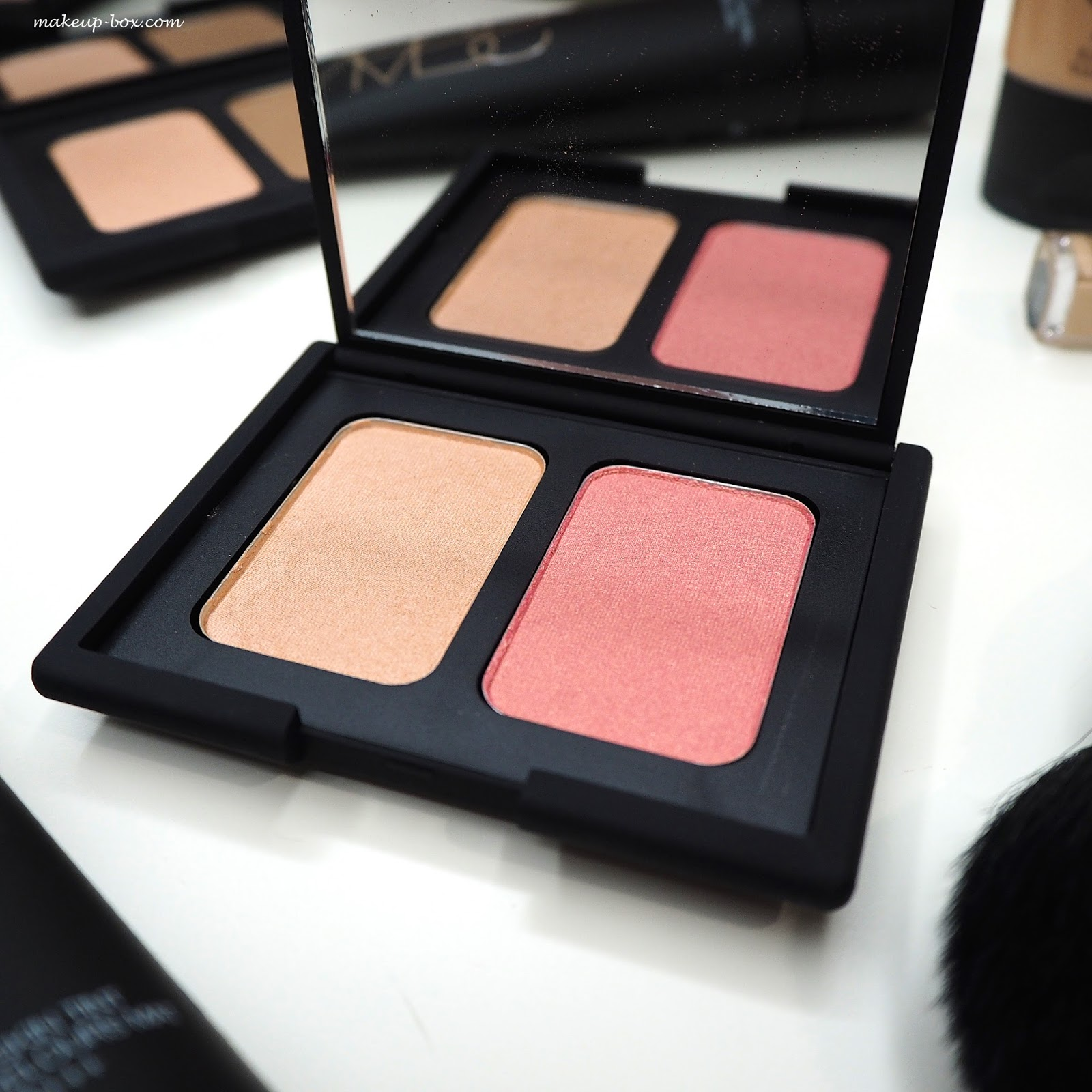 the makeup box a quick look nars spring 2016 hot sand collection. Black Bedroom Furniture Sets. Home Design Ideas