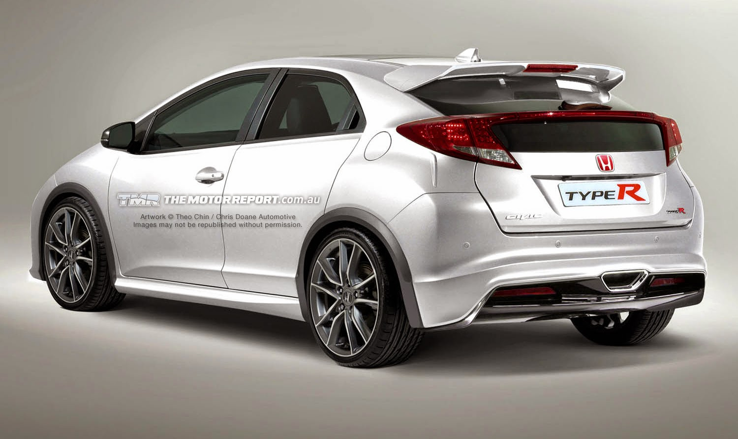 Honda civic type R 2015 - Harga OTR Indonesia