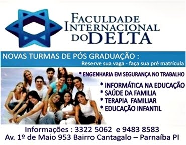 FACULDADE INTERNACIONAL DO DELTA