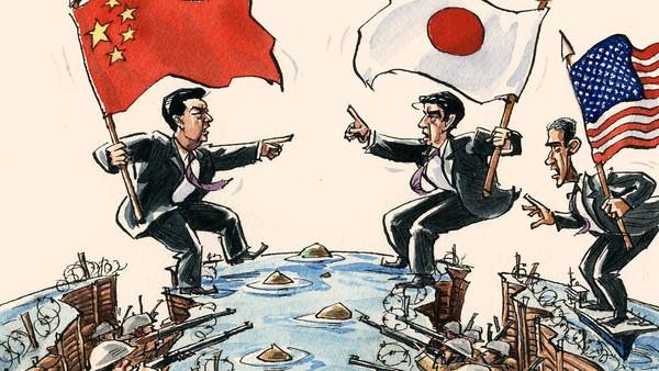 Agenda global jap n vs china redefiniendo el equilibrio - Equilibrio en japones ...