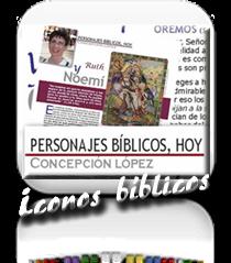 PERSONAJES BÍBLICOS HOY