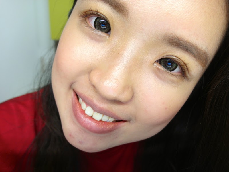 Majolica Majorca Lash King Mascara Brown Review lunarrive singapore blog