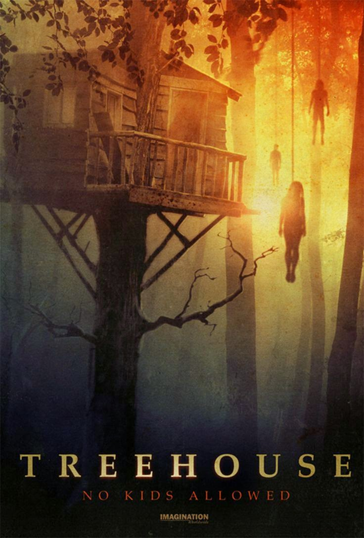Watch Treehouse Movie 2014