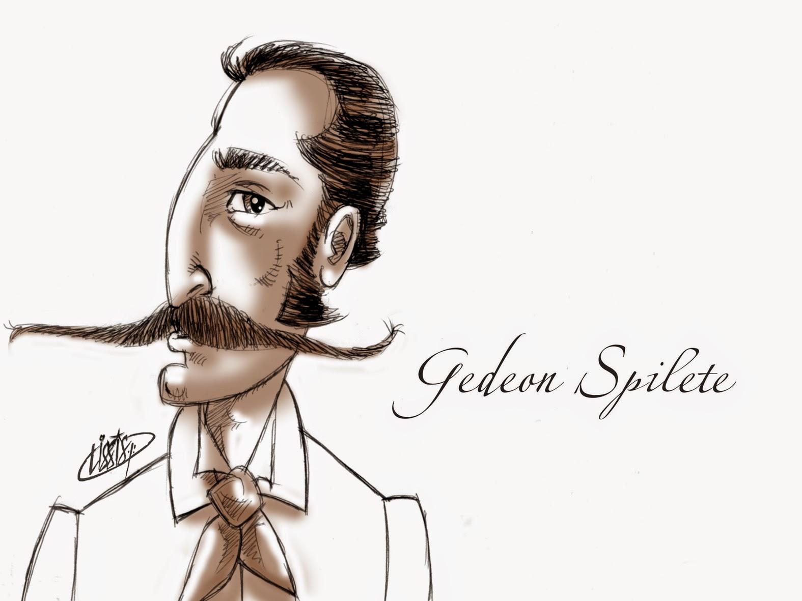 Gedeon Spilete