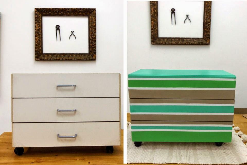 Cuchita bacana talleres de reciclado de muebles y - Reciclar muebles de cocina ...