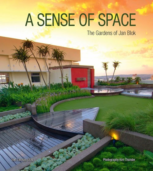 Architectural book a sense of space the gardens of jan for Sense of space architecture
