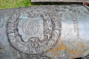 Canhão do século XVII