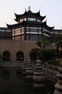 inside Wugong, Pan Pacific Hotel, Suzhou, China