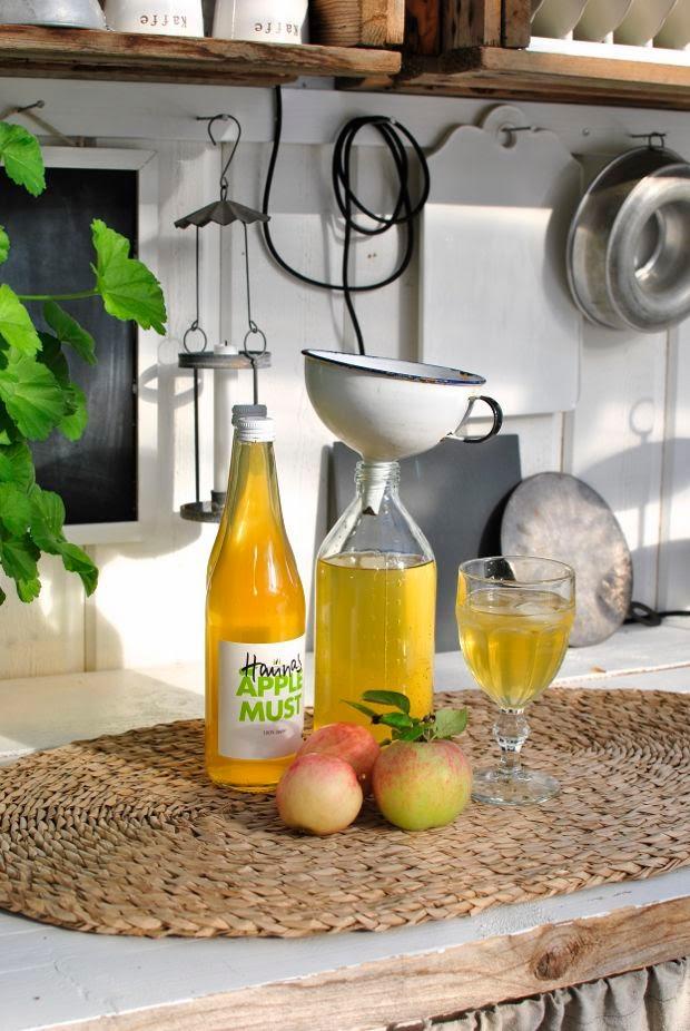 hannashantverk äppelmust äppeldryck