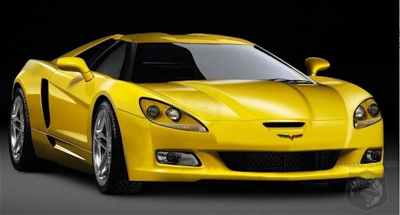 Yellow 2012 Corvette C7