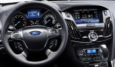 2012 Ford Focus Zetec S Interior : inex-cars.blogspot.com