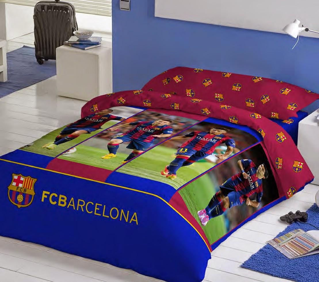 Funda nordica FCBarcelona ref:FUTFN221 Euromoda
