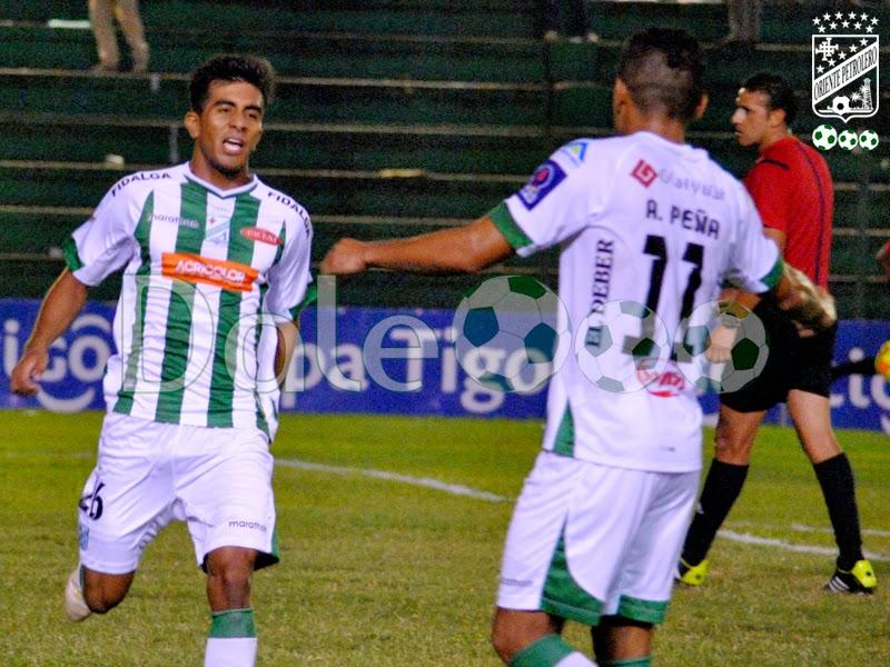 Oriente Petrolero - Ricky Añez - Alcides Peña - Oriente Petrolero vs sport Boys - DaleOoo.com web del Club Oriente Petrolero