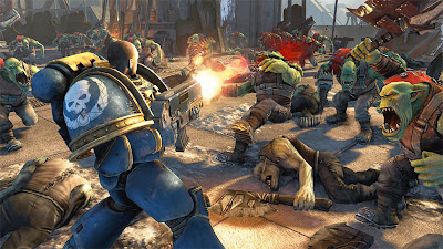Warhammer 40.000: Space Marine Pc