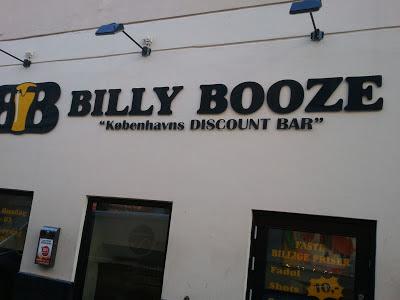 billy booze