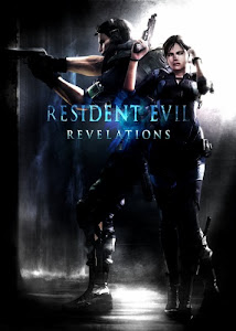 Cover Of Resident Evil Revelations Full Latest Version PC Game Free Download Mediafire Links At Downloadingzoo.Com