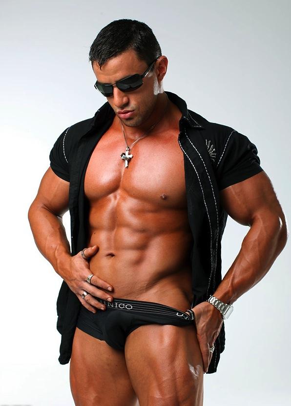 Her black naked bodybuilding she lives