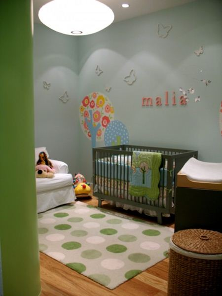 How to Prepare a Room for Baby