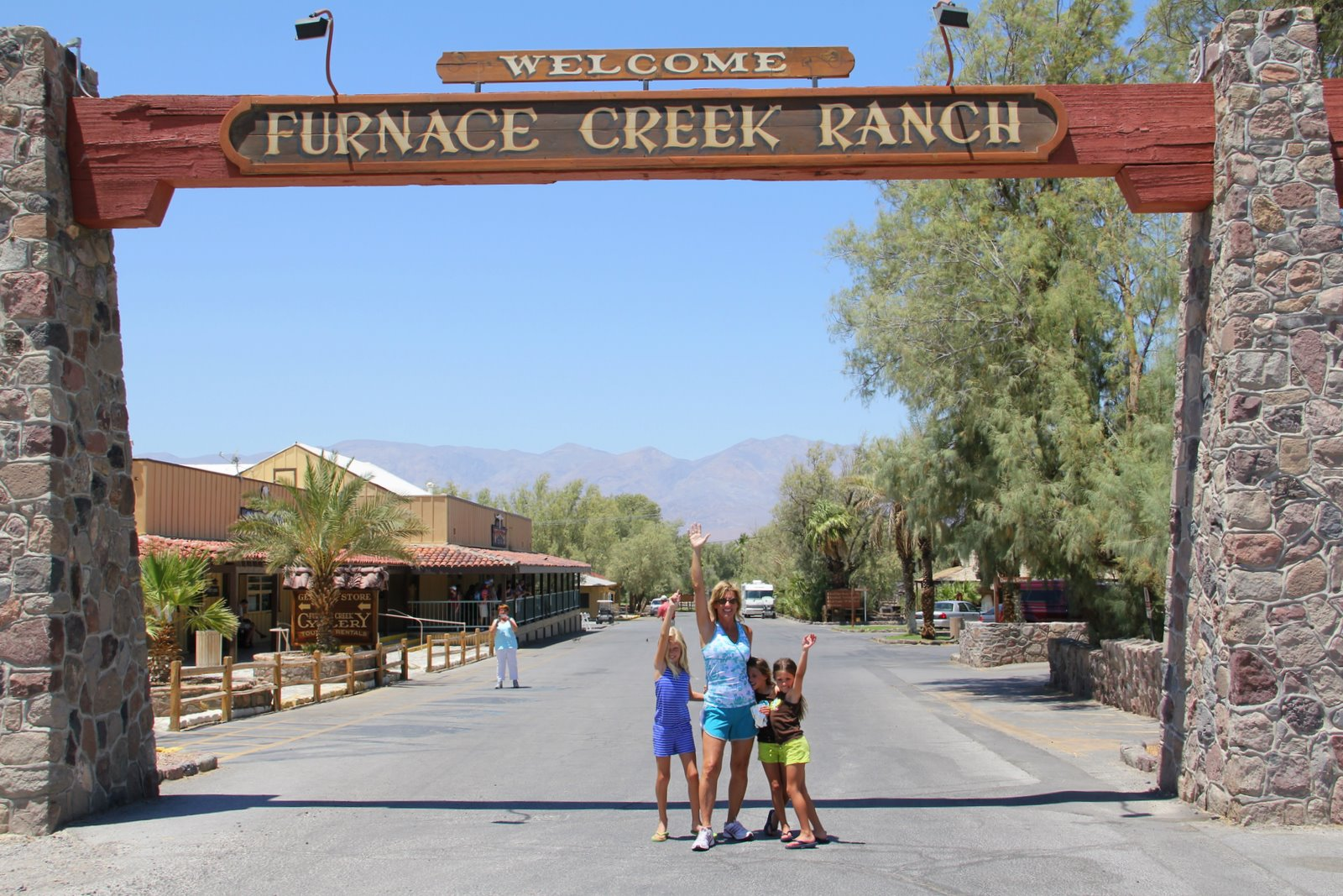 The Western Swing Farewell To The Furnace Creek Ranch