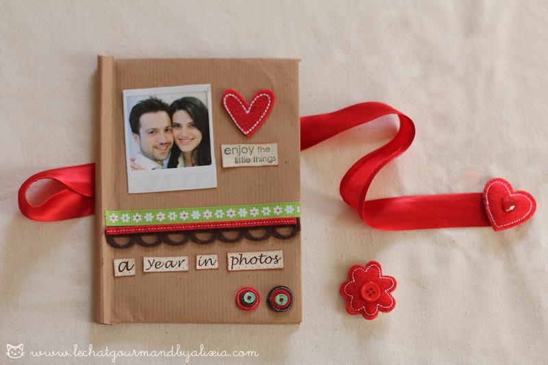Popolare Alixia : Come fare un porta foto decorato per San Valentino  HY53