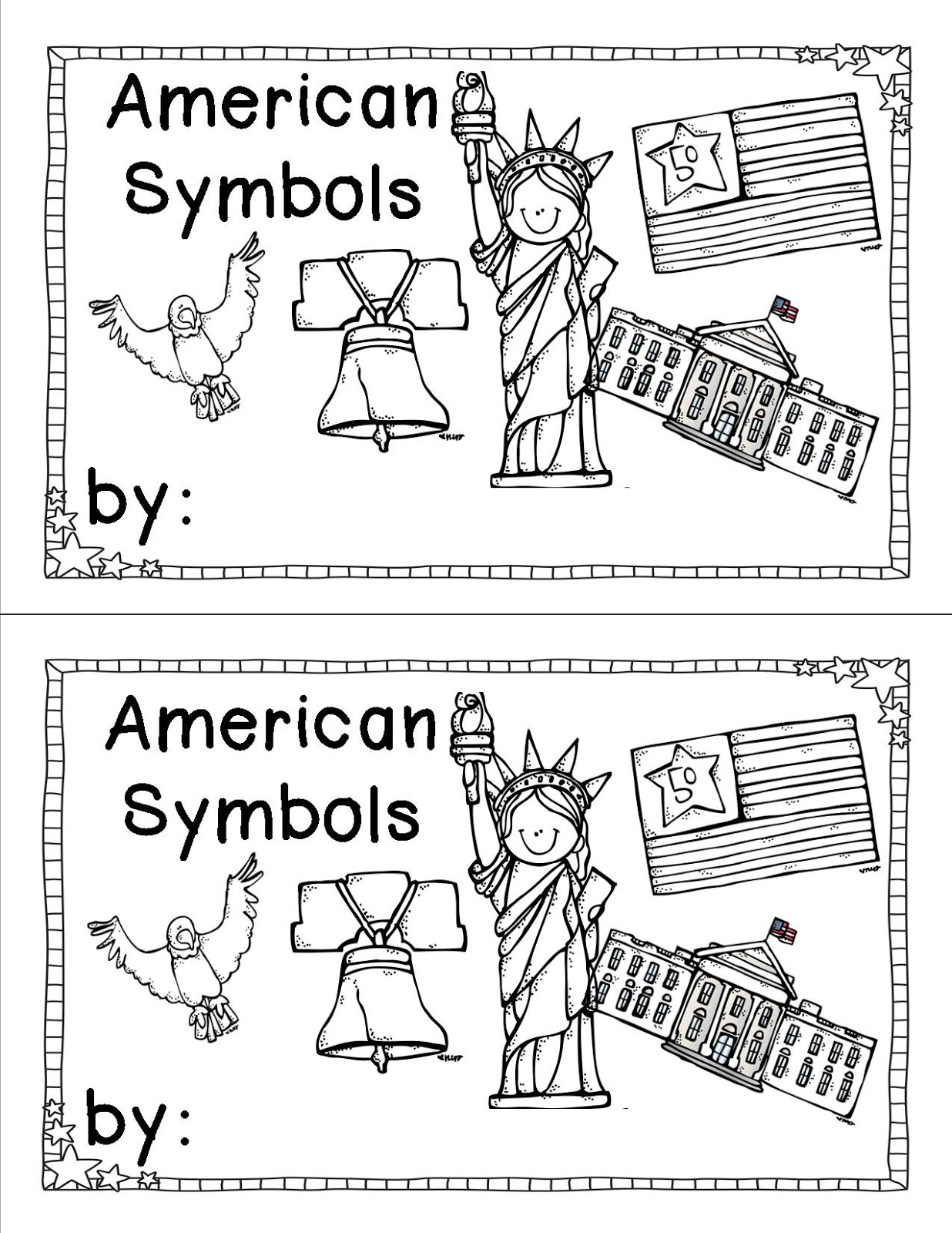 Worksheets American Symbols Worksheet american symbols teacher to the core unit by includes everything you need