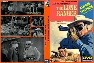 THE LONE RANGER - A LEI DOS SEIS TIROS
