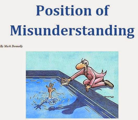 Position of Misunderstanding
