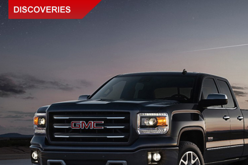 Discoveries: 2014 GMC Sierra All Terrain