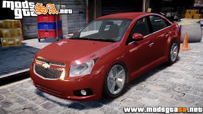 IV - Chevrolet Cruze
