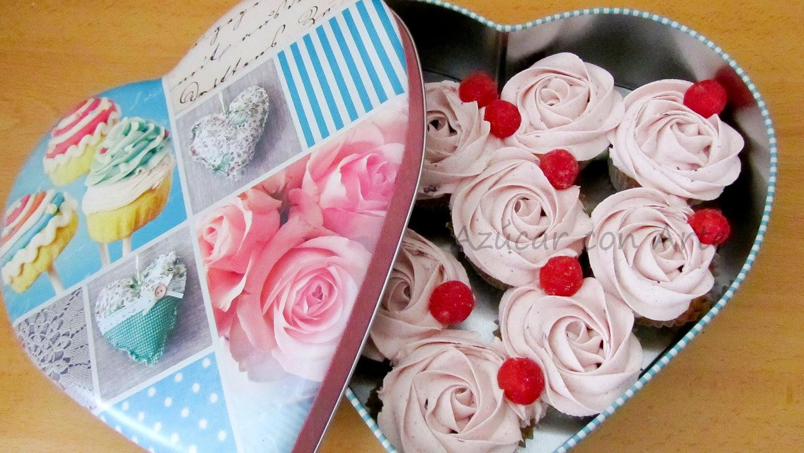 cupcakes sin gluten, gluten free cupcakes| azucar con arte