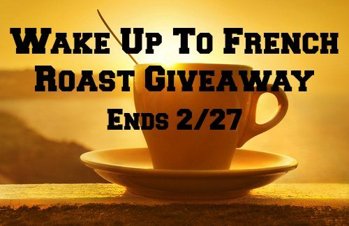 French Roast Giveaway