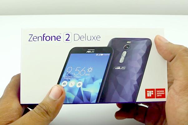 Asus ZenFone 2 Deluxe 128GB