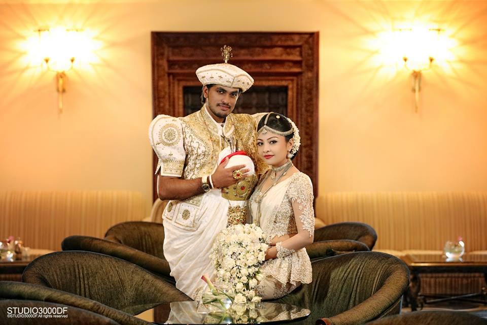 Srilankan Traditional Sinhala Wedding Sri Lankan Wedding