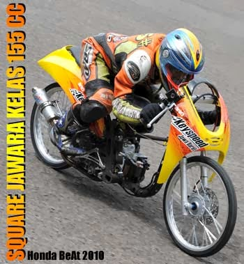 Honda Beat Drag Bike